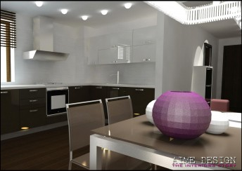 Amenajari interioare apartament Obor